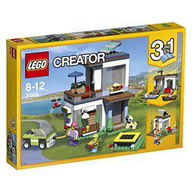 Lego Modulbasert Moderne Villa 31068