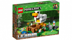 Lego Hønsegården 21140
