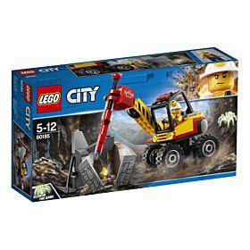 Lego Gruvekjøretøy Med Trykkluftbor 60185