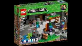 Lego Zombiehulen 21141