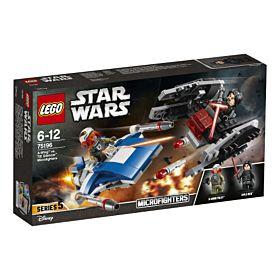 Lego Conf Dualpack Aero Og Victor 75196