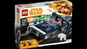 Lego Han Solos Landspeeder 75209