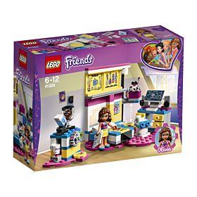 Lego Olivias Luksuriøse Soverom 41329
