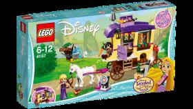 Lego Rapunsels Hest Og Vogn  41157