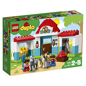 Lego Ponnistall 10868