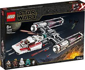Lego Motstandsbevegelsens Y-Wing Starfighter 75249
