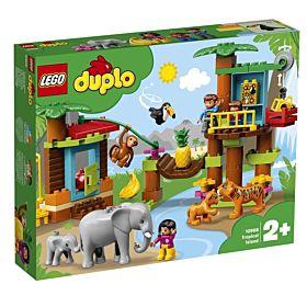 Lego Tropisk Øy 10906