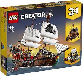 Lego Sjørøverskute 31109