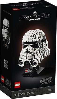 Lego Stormtrooper Hjelm 75276