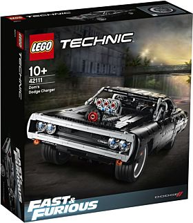 Lego Dom's Dodge Charger 42111
