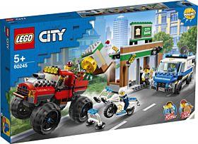 Lego Bankran med monstertruck 60245