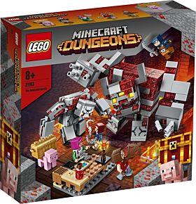 Lego Rødsteinskampen 21163
