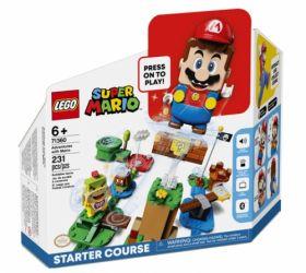 Lego Startbanen På Eventyr med Mario 71360