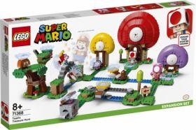 Lego Ekstrabanen Toads Skattejakt 71368