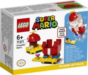 Lego Power Up Pakken Propell-Mario 71371