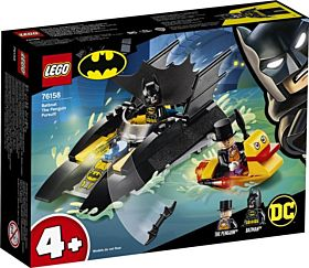 Lego Batbåtens Jakt på Pingvinen 76158