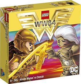 Lego Wonder Woman mot Cheetah 76157
