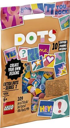 Lego Extra-dots Serie 2 41916