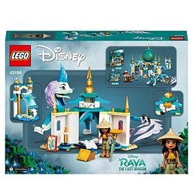 Lego Raya og dragen Sisu 43184