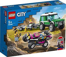 Lego Hengertransport med racerbuggy 60288