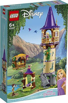 Lego Rapunsels tårn 43187