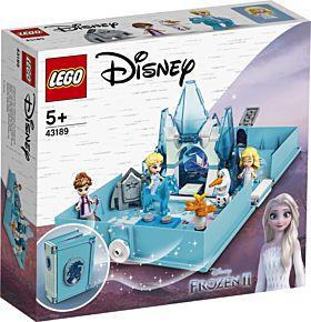 Lego Eventyrboken om Elsa og Nokk 43189