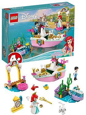 Lego Ariels kongelige selskapsbåt 43191