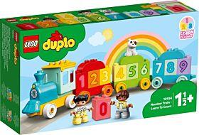 Lego Talltog Lær Å Telle 10954
