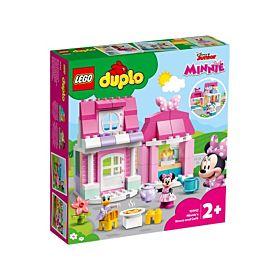Lego Minnis Hus og Kafé 10942
