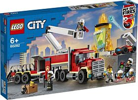 Lego Brannvesenets kommandoenhet 60282