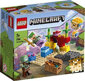 Lego Korallrevet 21164