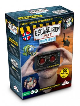 Spill Escape Room Virtual Reality