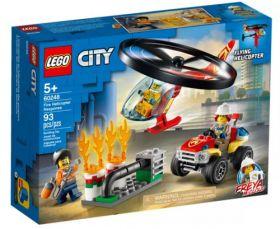 Lego Brannvesenets Utrykningshelikopter 60248