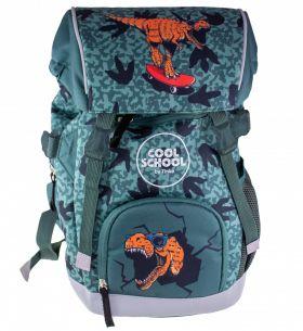 Skolesekk 22L Dino Tinka Cool School 2020
