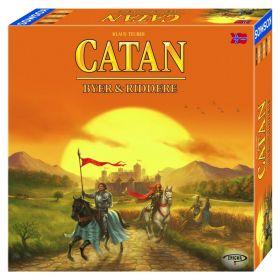 Spill Catan Byer Og Riddere