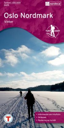 Oslo Nordmark Vinter