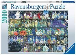 Puslespill 2000 Gift Ravensburger