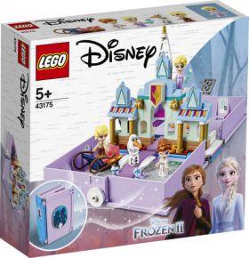 Lego Eventyrboken Om Anna Og Elsa 43175