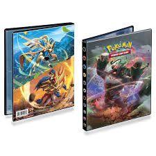 Pokemon Sword & Shield 2 Portfolio 4 lommer
