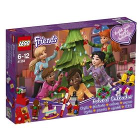 Lego Friends Julekalender 41353