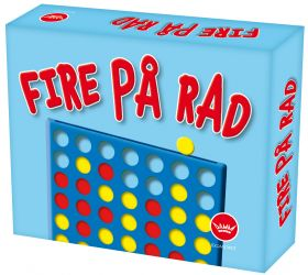 Spill Fire På Rad