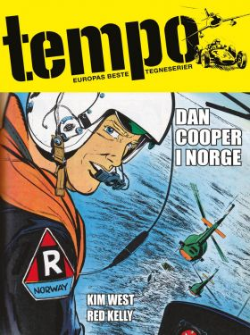 Dan Cooper i Norge