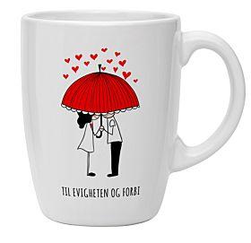 Krus Valentine Til Evigheten Og Forbi