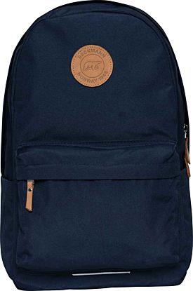 Skolesekk City Mountain Blue 30L Beckmann