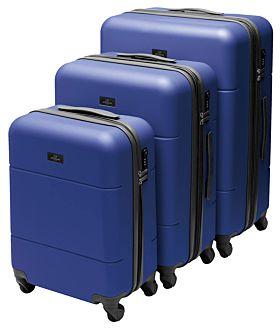 Koffertsett Beckmann Skyline Indigo Blue