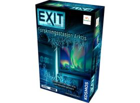 Spill Exit-Forskningsstasjon Arktis Escape Room