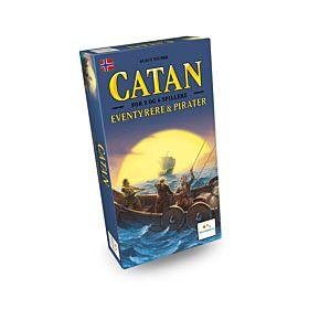 Spill Catan Eventyr Og Pirater Utvidelse