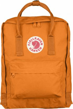 Sekk Fjällräven Kånken Burnt Orange