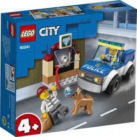 Lego Politiets Hundepatrulje 60241