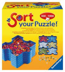 Sort Your Puzzle 300-1000 biter Ravensburger